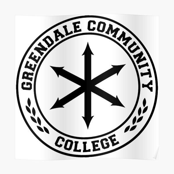 Greendale community college logo