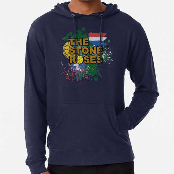 The Stone Roses Madchester Artwork Lightweight Hoodie
