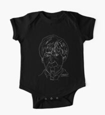 Patrick Troughton - 2nd Doctor (white) Kids Clothes