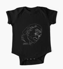 William Hartnell - 1st Doctor (white) Kids Clothes