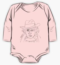 Tom Baker - 4th Doctor Kids Clothes