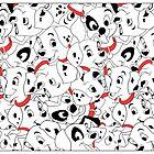 101d Pattern! by lobofeo