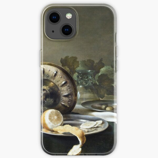 Willem Claesz. Heda Still Life iPhone Soft Case