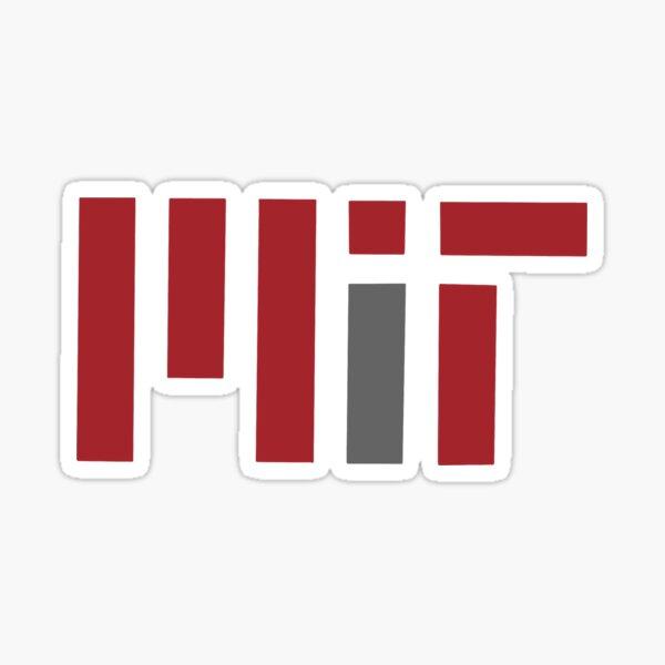 MIT Sticker