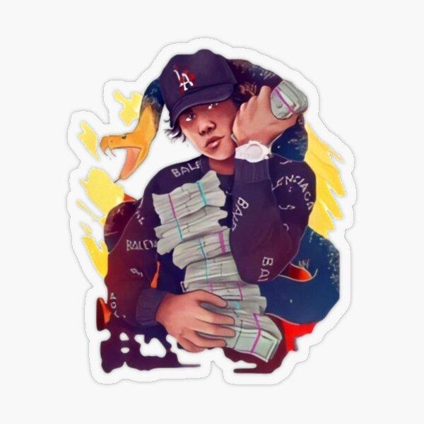 the kid laroi Transparent Sticker