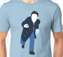 The Eighth Doctor - Doctor Who - Paul McGann (Dark Eyes) Unisex T-Shirt