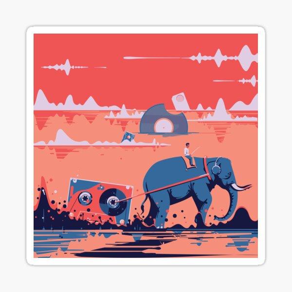 Sound maker Sticker