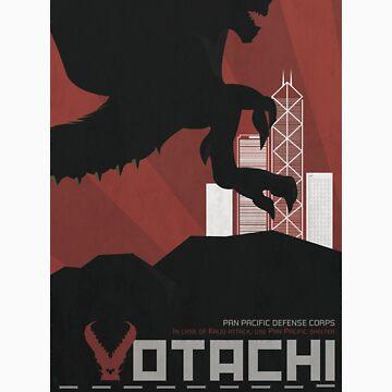 Kaiju - Otachi by Irdesign