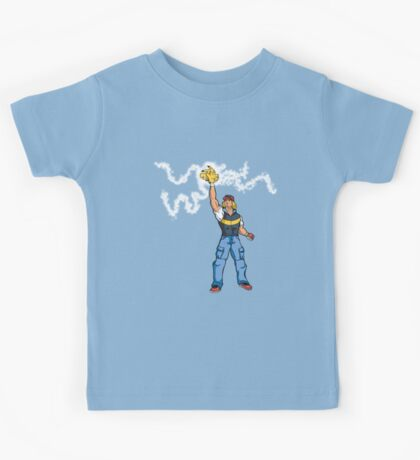 Poké-MAN: I HAVE THE PIKAAAAAAAA! Kids Clothes
