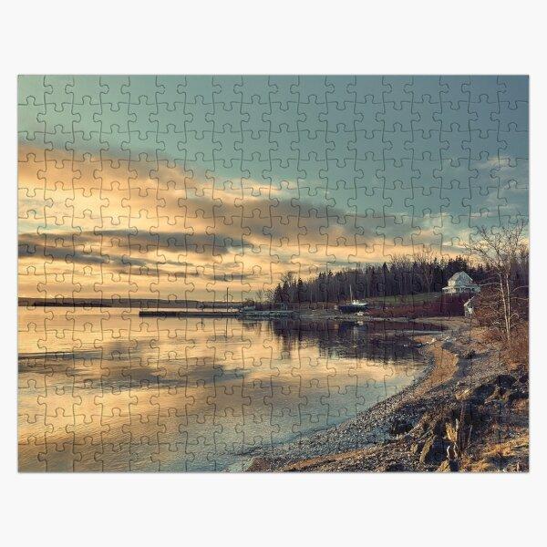 Cape Breton Shore Jigsaw Puzzle Jigsaw Puzzle