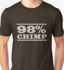 98% Chimp Unisex T-Shirt
