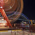 Ferris Wheel - Luna Park Sydney by Andi Surjanto