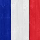 France flag by luissantos84