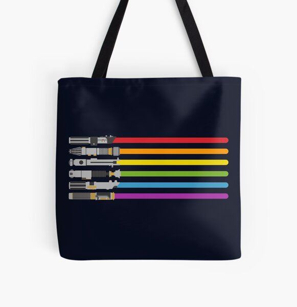 FAST /& FREE UK Delivery Love Rainbow Kaleidoscope Painting Text Natural Cotton Tote Screen Print Tote Bag Hand Screen Printed