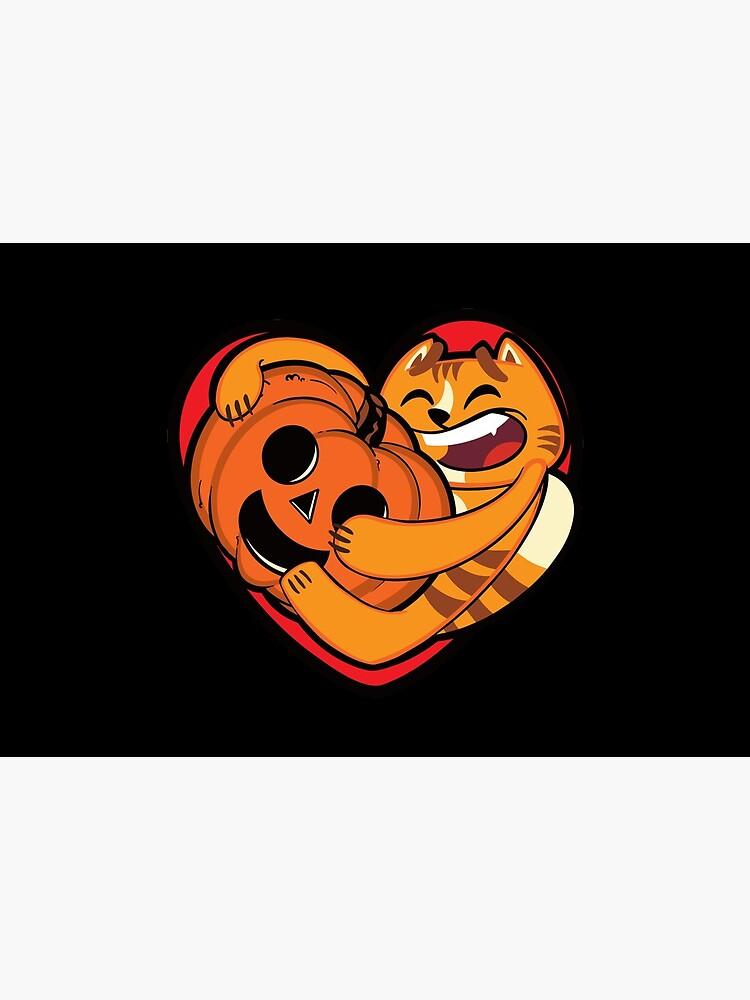 Pumpkin Heart by Scribblescribe