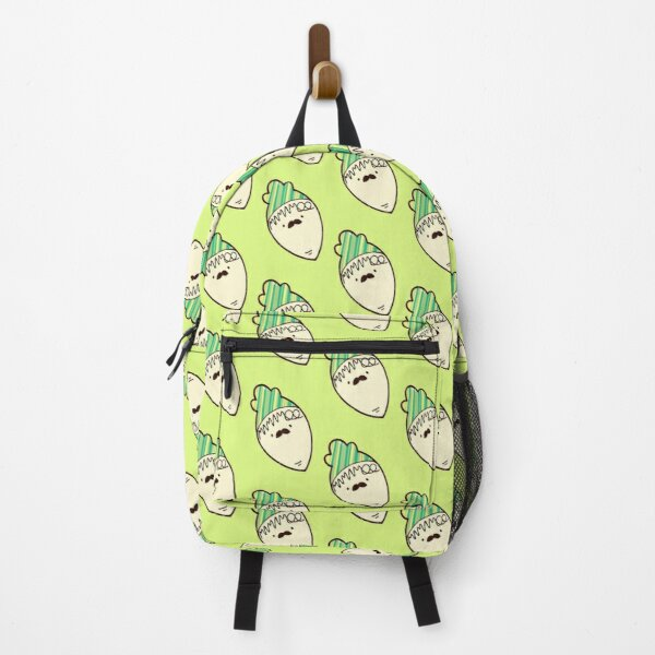 MAMAMOO -Design Radish with Mustache Backpack