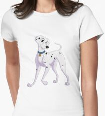 101D perdita! Womens Fitted T-Shirt