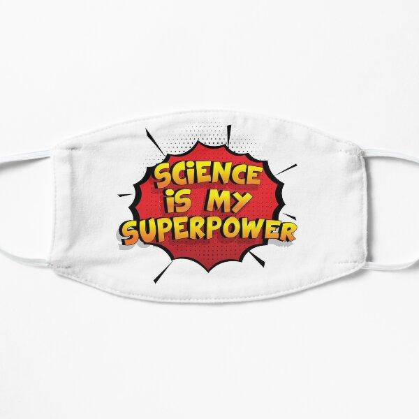 Science est mon cadeau super design Science dr�le Masque sans plis
