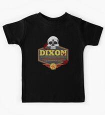Walking Dead Inspired - Dixon Custom Prosthetics - Merle Dixon - Killing Zombies - Little Merle Kids Tee