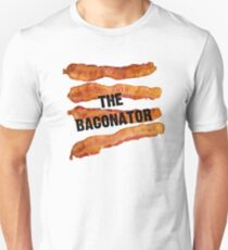 The Baconator - The Ultimate Bacon Lover Unisex T-Shirt