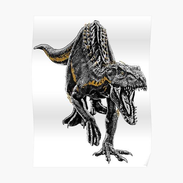 """""""Indoraptor"""" Poster"""
