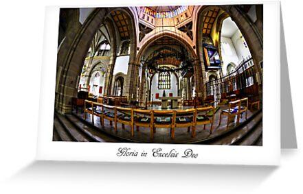 Blackburn Cathedral card by inkedsandra
