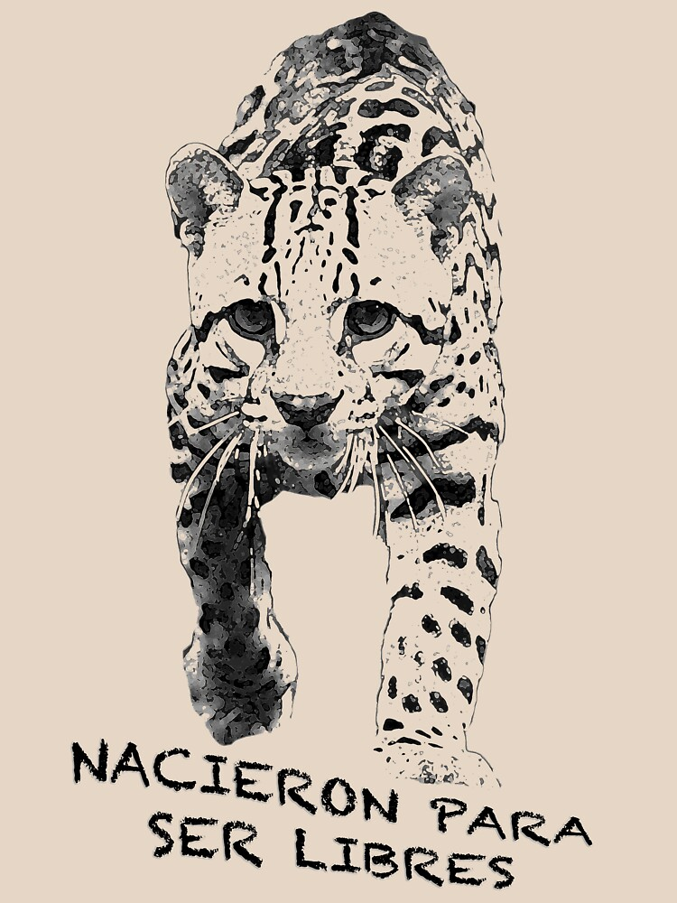 Ocelot: Born to be Free by ARCASrescate