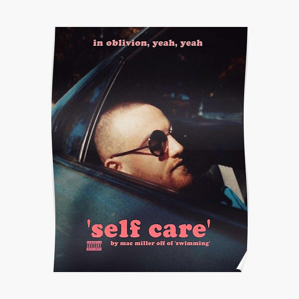 mac self care Poster