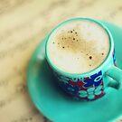 Latte Break by Tracy Friesen