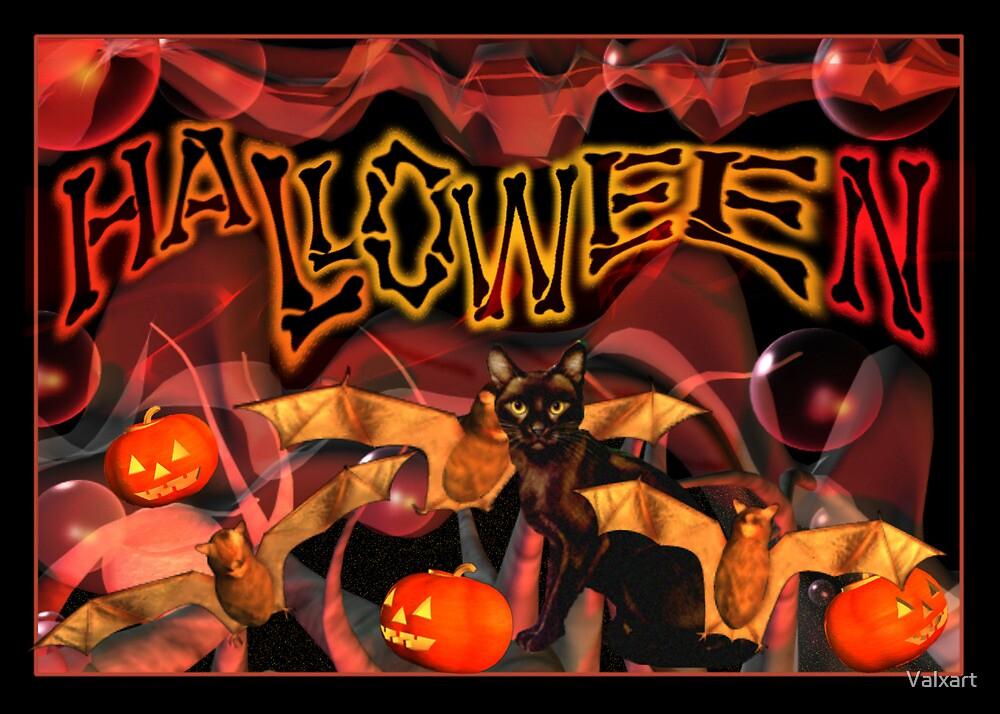 Halloween  by Valxart