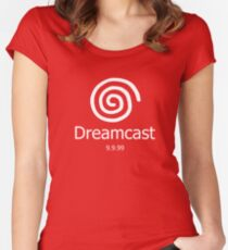 Dreamcast- NTSC region T-Shirt Women's Fitted Scoop T-Shirt