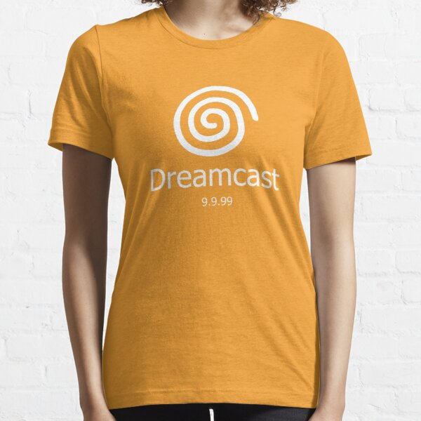 Camiseta Dreamcast- NTSC region Camiseta esencial