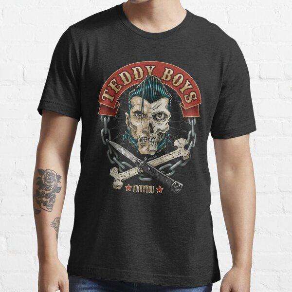 Teddy Skull Camiseta esencial