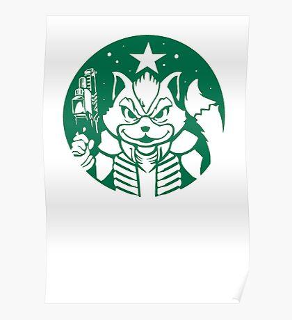 McCloud Coffee Poster