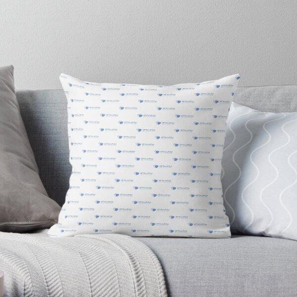 OTLE eye design_2 Throw Pillow