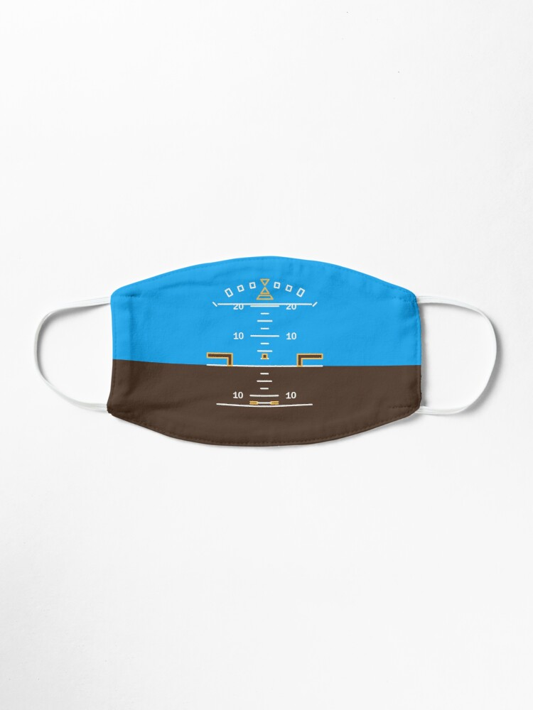 Alternate view of Attitude Indicator Mask