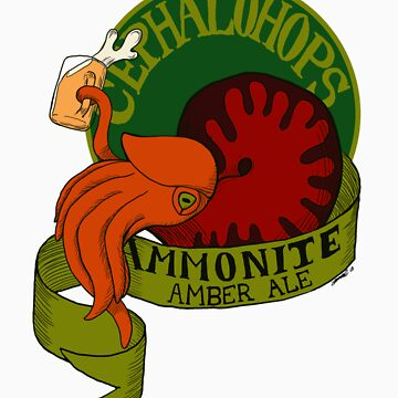 Ammonite Amber Ale by MoBo