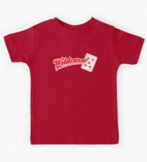 Red 5 Wildcard Kids Tee