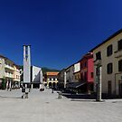 Piazza Agnolo by Ranald