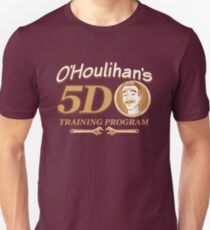 O'Houlihans 5D Training Program T-Shirt