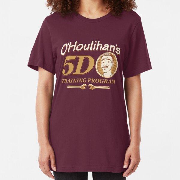 O'Houlihans 5D Training Program Slim Fit T-Shirt