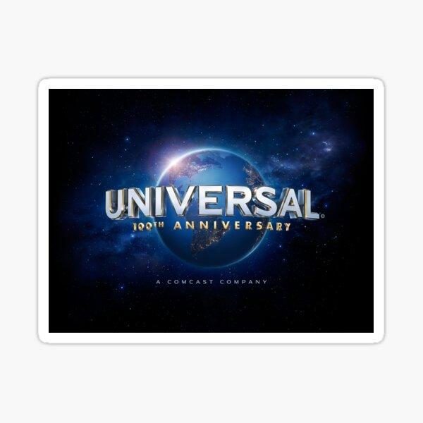 Universal Pictures Original logo Sticker