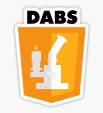DABS -HTML Sticker