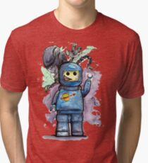 Spaced Out! Tri-blend T-Shirt