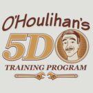 O'Houlihan's 5D Training Program - Dark by DoodleDojo