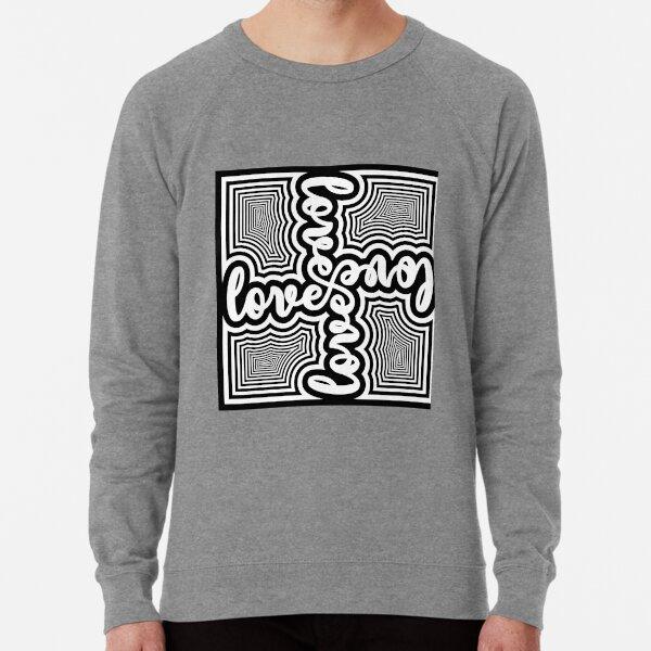 love optical Lightweight Sweatshirt