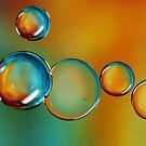 Bubble Drops by Sharon Johnstone
