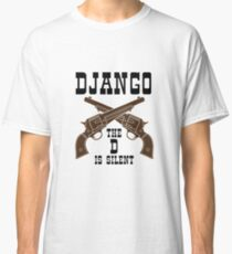 The D is silent Classic T-Shirt