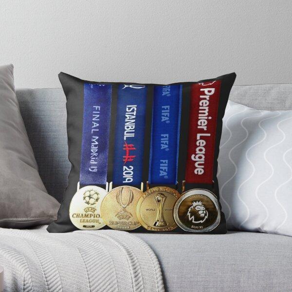 Médailles de Liverpool Coussin
