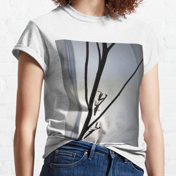 Mantis Silhouette  Classic T-Shirt